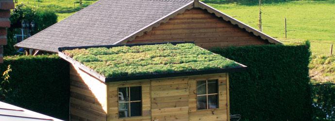 Mobiroof, Dakgroen-cassettes voor groene daken