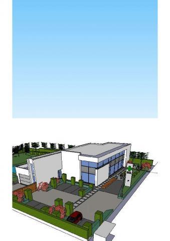 groene parking en inkom apotheek