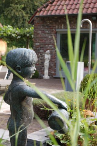 tuinbeeld tuin tuinaanleg sfeerbeeld